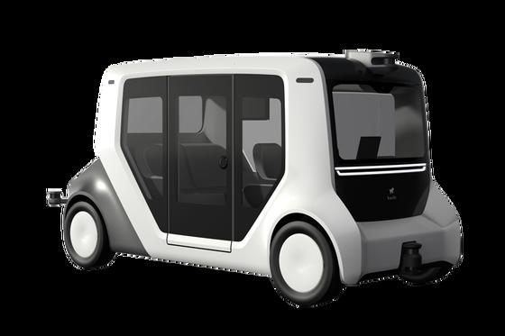 实地auto无人驾驶通勤车试乘